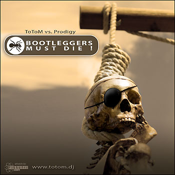 ToToM vs  Prodigy   Bootleggers Must Die! [2009/MP3 V0]   ((Demonoid)) preview 0